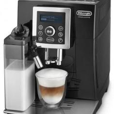 DeLonghi Espressor automat ECAM 23.460, 1450 W, 15 bar, 1.8 l, Argintiu - Cafetiera