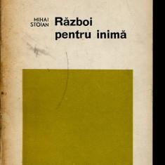 LICHIDARE-Razboi pentru inima - Autor : Mihai Stoian - 68093 - Carte Cardiologie
