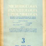 LICHIDARE-Microbiologia, parazitologica, epidemiologia, nr. 3 mai- iunie 1964 - Autor : - - 152323