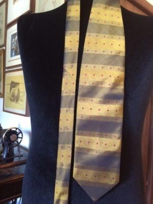 b9ebb38727ce Cravata BIGOTTI matase, Verde   Okazii.ro
