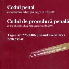 LICHIDARE-Codul penal, Codul de procedura penala - Autor : - - 109574 - Carte Drept penal