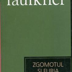 LICHIDARE-Zgomotul si furia - Autor : William Faulkner - 153917 - Revista culturale