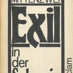 LICHIDARE-Exil in der schweiz - Autor : Werner Mittenzwei - 114720 - Carte Cinematografie