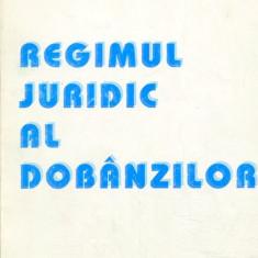 LICHIDARE-Regimul juridic al dobanzilor - Autor : Ion Bacanu - 116369 - Carte Drept penal
