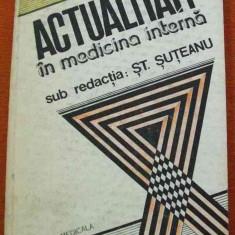 LICHIDARE-Actualitati in medicina interna - Autor : St. Suteanu - 65974