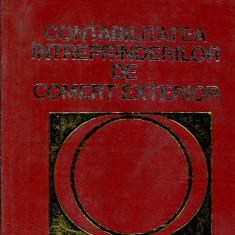 LICHIDARE-Contabilitatea intreprinderilor de comert exterior - Autor : St. Donoaica - 86376 - Carte Contabilitate
