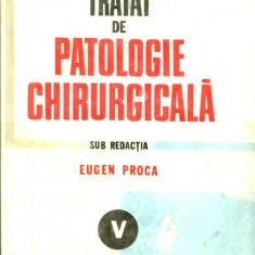 LICHIDARE-Tratat de patologie chirurgicala - Autor : Eugen Proca - 90899 - Carte Chirurgie