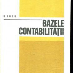 LICHIDARE-Bazele contabilitatii - Autor : D. Rusu - 96479 - Carte Contabilitate