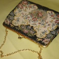 Poseta Goblen Vintage - Geanta vintage
