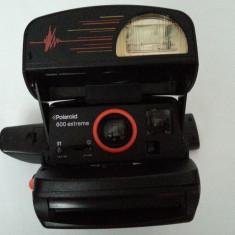 Polaroid 600 Extreme land camera foto film portabil vintage colectie vechi retro - Aparat Foto cu Film Polaroid