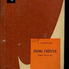 LICHIDARE-Inimi frante - Autor : I. Lukovski - 111332 - Carte Cinematografie