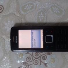 Telefoane nokia - Telefon mobil Nokia 6300, Negru, Neblocat