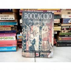 DECAMERONUL, Boccaccio, 2002 - Nuvela