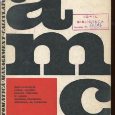 LICHIDARE-Automatica, management, calculatoare- vol.31 - Autor : - - 85514 - Carti Automatica