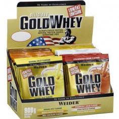 Weider Gold Whey 450g (30 mostre) - Proteina