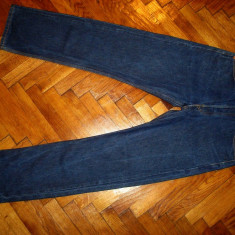 Blugi LEVIS 501XX-Marimea W31xL32 (talie-78cm, lungime-108cm) - Blugi barbati Levi's, Culoare: Din imagine, Prespalat, Drepti, Normal