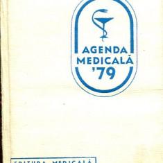 LICHIDARE-Agenda medicala 1979 - Autor : - - 112067