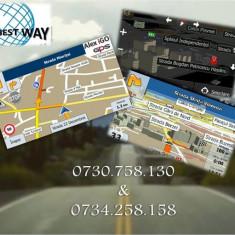 Instalare iGO Primo My way iGO8 Amigo Truck Taxi Tir Full Europa Harti Noi - Software GPS