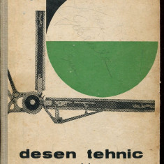 LICHIDARE-Desen tehnic- vol.I - Autor : Paul Precupetu, Gheorghe Nicoara, Constantin Georgescu - 131012