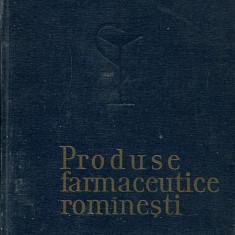 LICHIDARE-Produse farmaceutice romanesti - Autor : Ministerul sanatatii si prevederilor sociale - 21773 - Carte Farmacologie