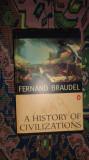 Fernand Braudel - A history of civilizations 600pagini