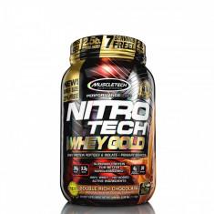 Muscletech Nitro Tech Whey Gold 1.135 kg - Concentrat proteic