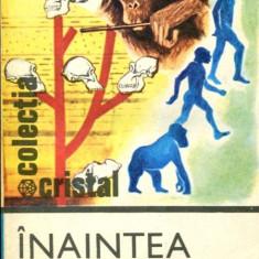 LICHIDARE-Inaintea aparitiei omului - Autor : Dan Grigorescu - 14251 - Carte Biologie