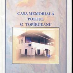 LICHIDARE-Casa memoriala poetul G.Toparceanu - Autor : Stefan Trambaciu - 137935