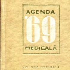 LICHIDARE-Agenda medicala 69 - Autor : - - 107871