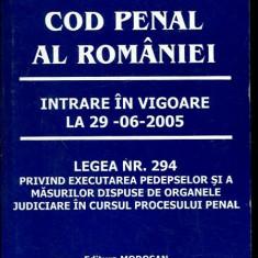 LICHIDARE-Noul cod penal al Romaniei- intrare in vigoare la 29- 06- 2005 - Autor : - - 114818 - Carte Drept penal