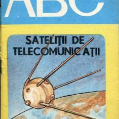 LICHIDARE-Satelitii de telecomunicatii - Autor : Liviu Macoveanu - 92777 - Carti Industrie alimentara
