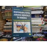 RESPONSABILITATEA JURIDICA MEDICALA IN ROMANIA, ALMOS BELA TRIF