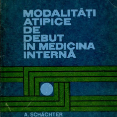 LICHIDARE-Modalitati atipice de debut in medicina interna - Autor : A. Shachter - 116513