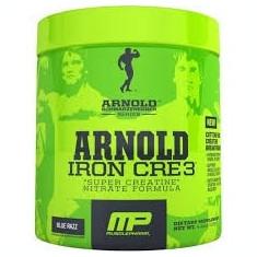 MusclePharm Arnold Iron Cre3 - Creatina