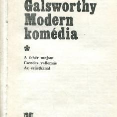 LICHIDARE-Modern Komedia - Autor : John Galsworthy - 76220 - Curs Limba Maghiara