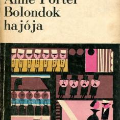 LICHIDARE-Bolondok hajoja - Autor : Katherine Anne Porter - 71146 - Curs Limba Maghiara