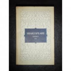Opere Vol.3- Shakespeare - Carte Teatru