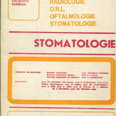 LICHIDARE-Stomatologie- nr.1 ianuarie-martie 1979 - Autor : - - 132866