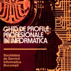 LICHIDARE-Ghid de profile profesionale in informatica - Autor : - - 136733 - Carte Informatica