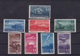 ROMANIA 1948  LP 238  LP 239  MARINA  SI  AVIATIA  SERII   MNH, Nestampilat
