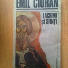 K0c Emil Cioran - Lacrimi si Sfinti