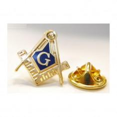 Pin Masonic Pin Echer Compas Litera G