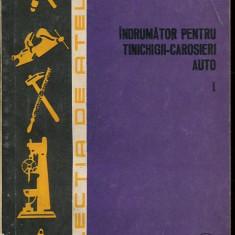 LICHIDARE-Indrumator pentru tinichigii-caroserii auto- vol.I - Autor : H. Freifeld - 93957 - Carti auto