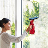 Aparat electric de curatat geamuri cu aburi - Window Vac