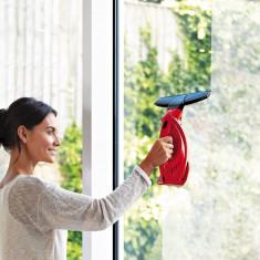 Aparat electric de curatat geamuri cu aburi - Window Vac