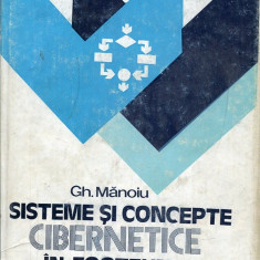 LICHIDARE-Sisteme si concepte cibernetice in zootehnie - Autor : Gh. Manoiu - 68997 - Carti Zootehnie