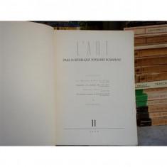 L'art dans la Republique Populaire Roumaine Volumul 11, Eugen Schileru, 1956 - Album Arta