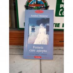 FEMEIA CARE ASTEAPTA, ANDREI MAKINE - Carte ORL