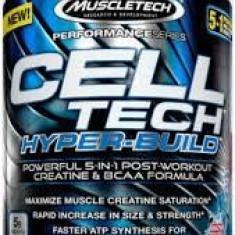Muscletech Cell Tech Hyper Build 30 serv - Creatina