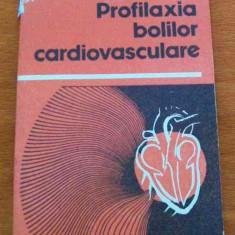 LICHIDARE-Profilaxia bolilor cardiovasculare - Autor : Constantin Andronic - 68405 - Carte Cardiologie